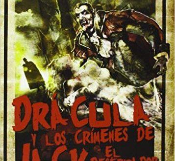 Reseña- Drácula y los crímenes de Jack el Destripador (2013)