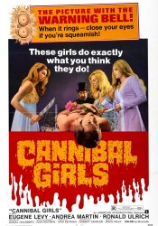 Crítica- Cannibal girls (1973)