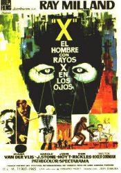 Crítica- El hombre con rayos X en los ojos (1963)