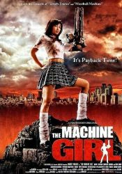 Crítica- The machine girl (2008)