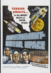 Crítica- Assignment- outer space (1960)