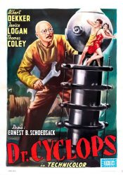 Crítica- Dr. Cyclops (1940)