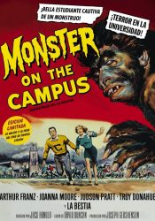 Crítica- Monster on the campus (1958)