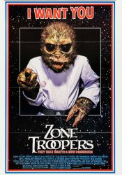 Crítica- Zone troopers (1986)
